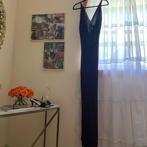 Zara Brown Knit Dress
